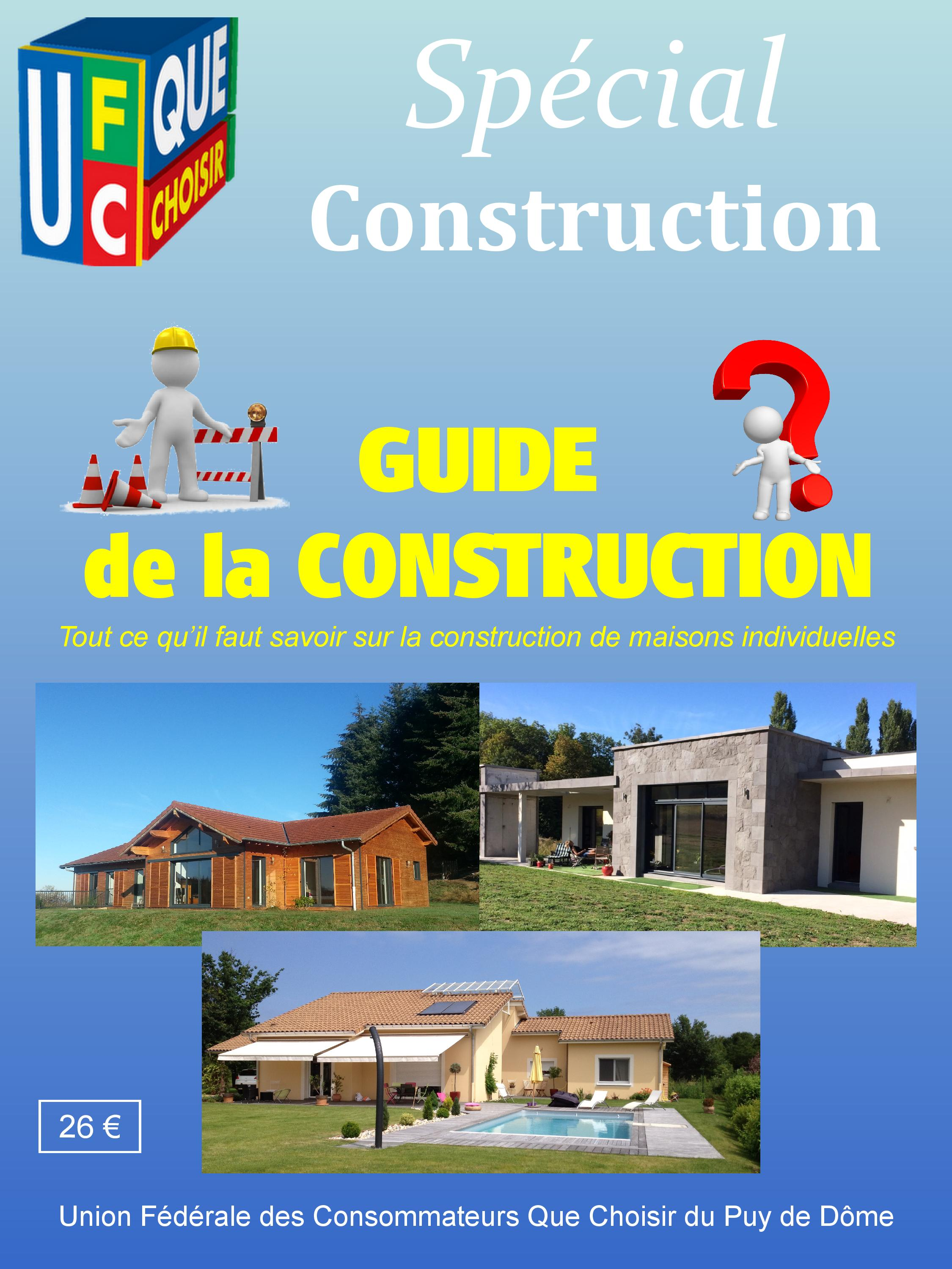 Nouvelle page 1 for Guide construction maison individuelle